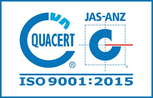 Chứng nhận chất lượng ISO 9001:2015